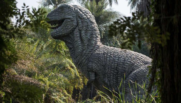Jurassic Park in Hyderabad