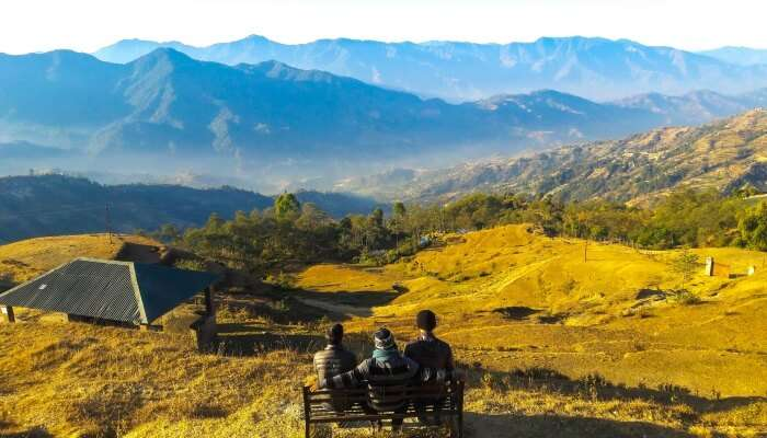 Kakani in Nepal