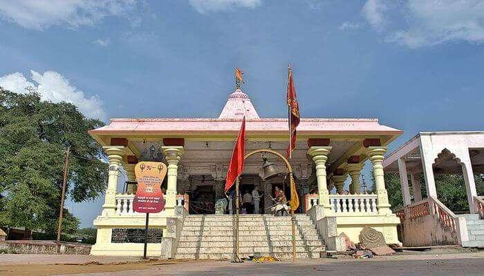 Kalbhairav Temple View