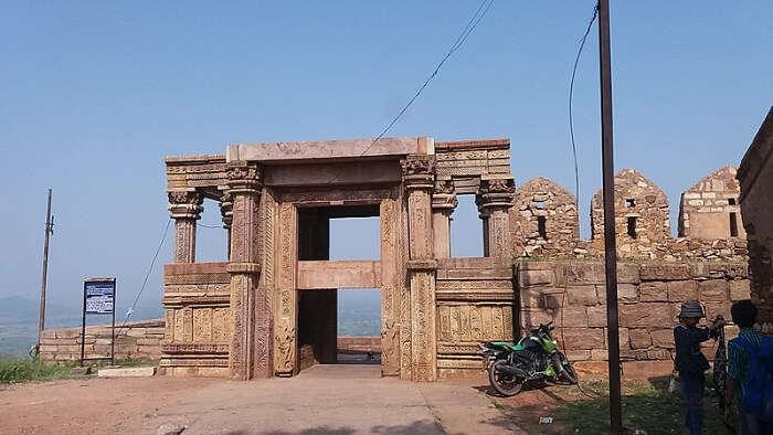 Kalinjar Fort in Khajuraho