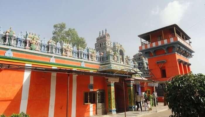 Karmanghat Temple
