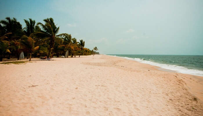 Kettungal Beach In Mallapuram
