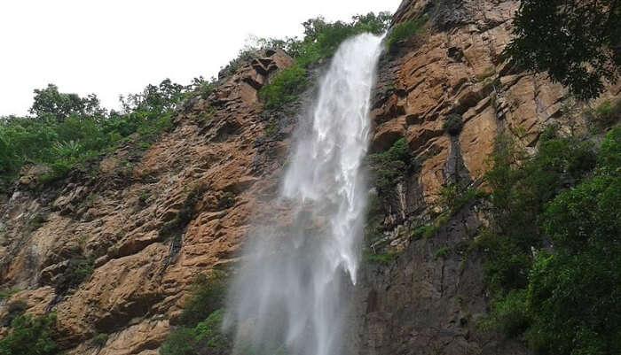 Khandadhar Falls in Odisha