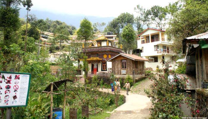 Khecheopalri Village