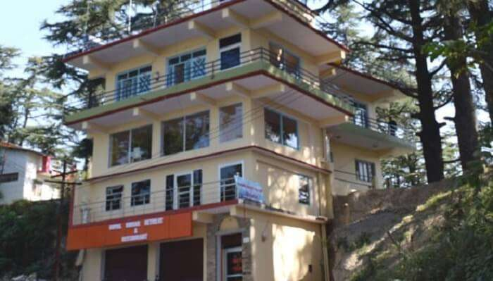 Khim's Guest House In Almora