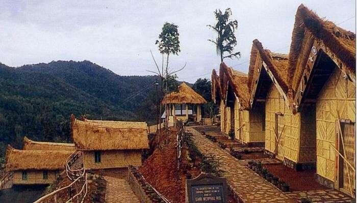 Khonomo Village