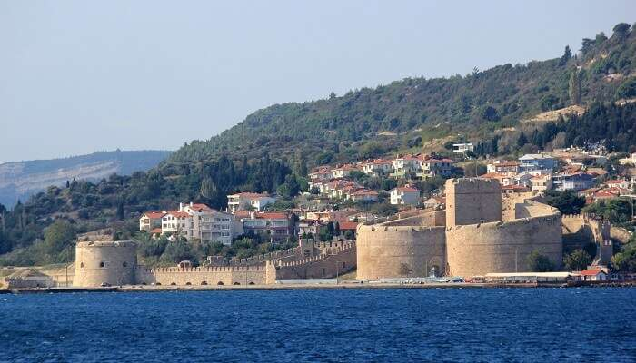 Beautiful Kilitbahir Fortress