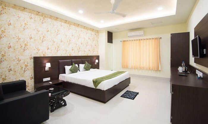 Treebo Trend King Court hotel , Odisha