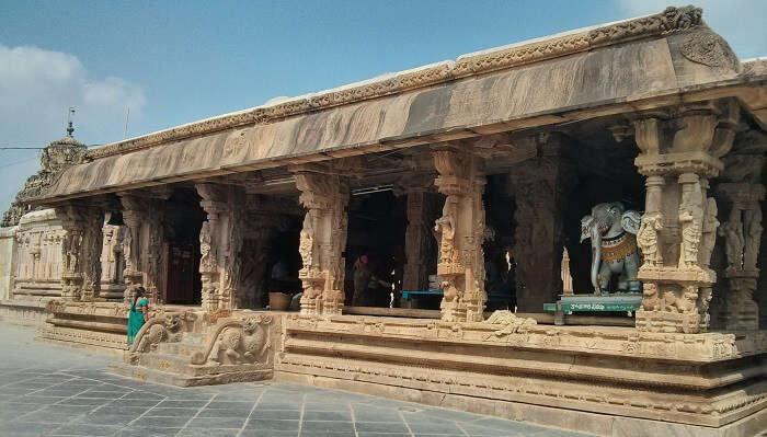 Kodandarama Temple tirupati