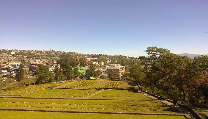 Visit And Pay Your Tribute At The Kohima War Cemetery