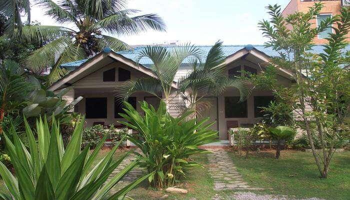 most popular homestays in the Krabi Islands