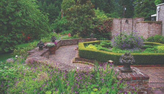 Lakewold Gardens in Seattle