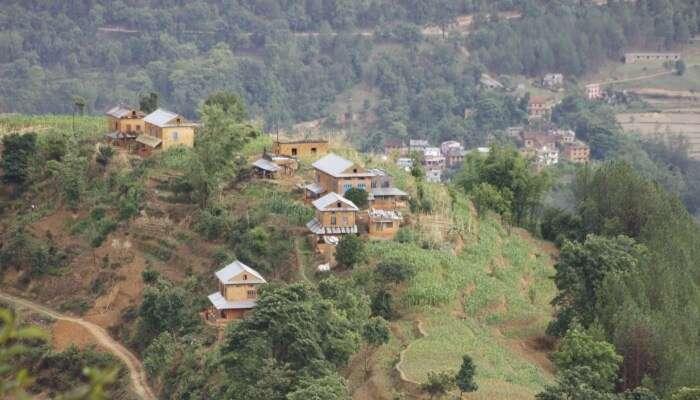 Lakuri Bhangang in Nepal