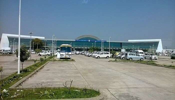 Lal Bahadur Shastri Airport In Varanasi