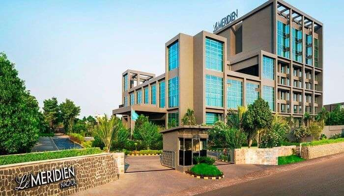 Le_Meridien in Nagpur