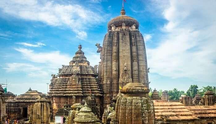 Lingaraj-Temple bhubaneswar