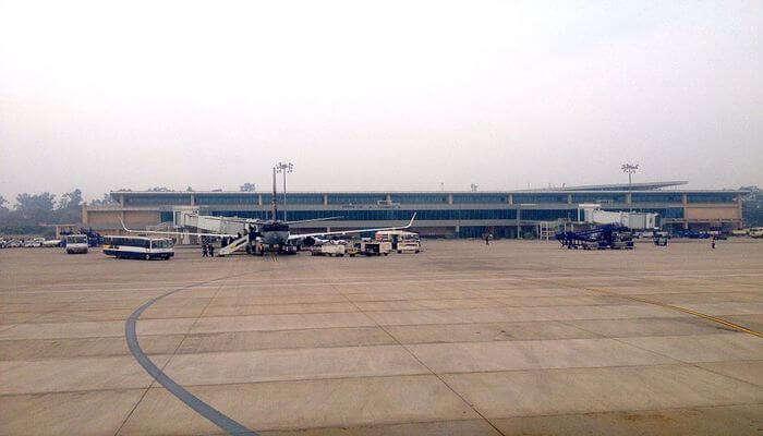 Lucknow Airport In Varanasi