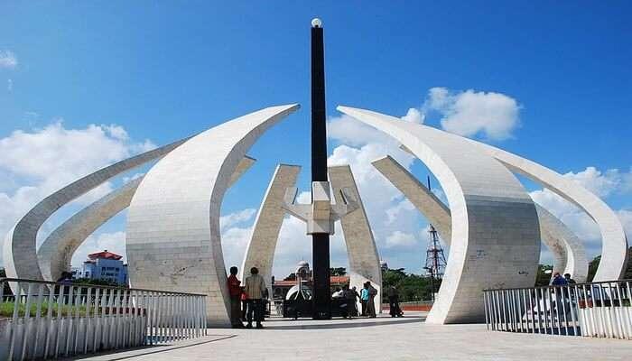 M.G.R. Memorial