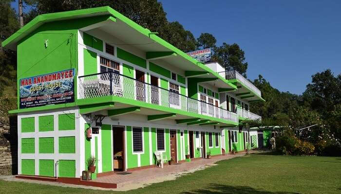Maa Anandmayee Resorts In Almora
