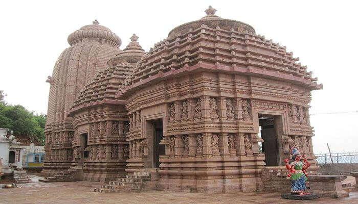 Maa Tara Tarini Temple in Odisha