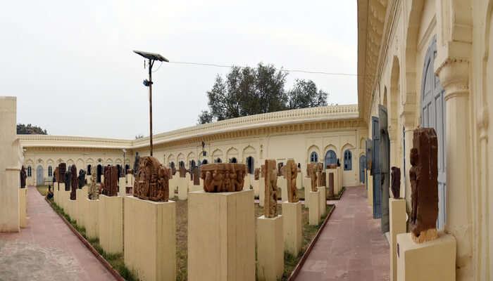 Maharaja_Chhatrasal_Museum in Khajuraho