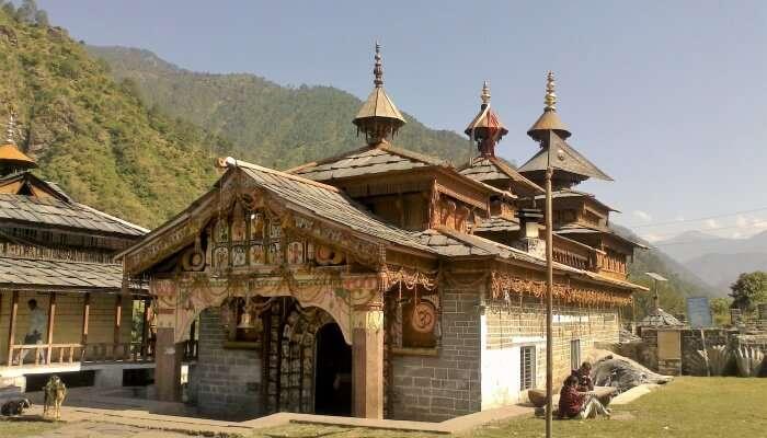mahasu devta temple
