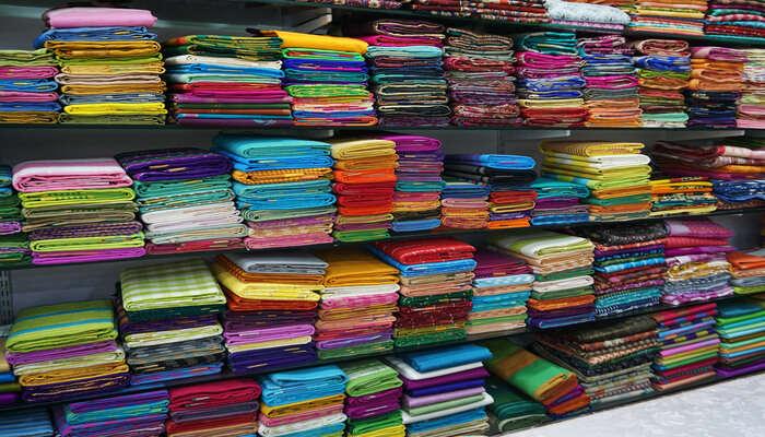 Best Saree market