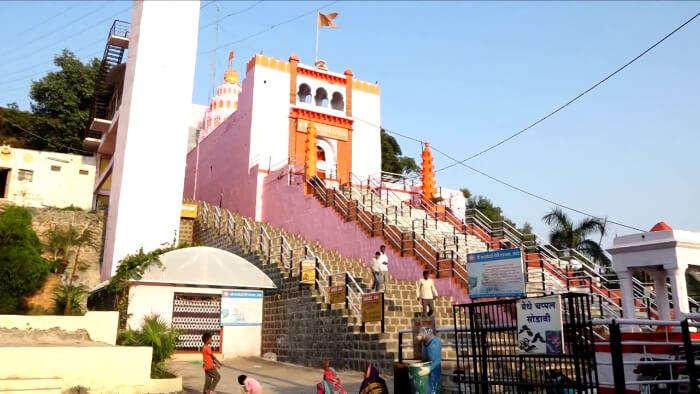 Matsyodari Devi Temple in Jalna