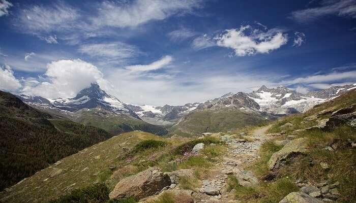 matterhorn zermatt's view