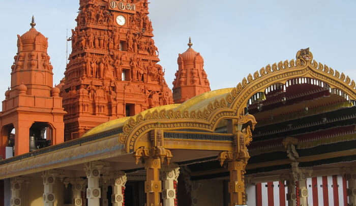 Maviddapuram Kandaswamy Temple in Jaffna