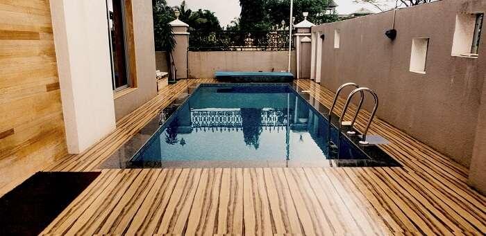 Luxury villas in Lonavala