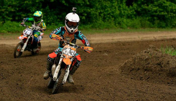 Motorbike Dirt Racing in Phuket
