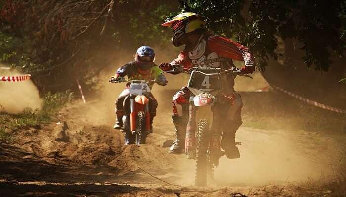 Mountain Motorcycling