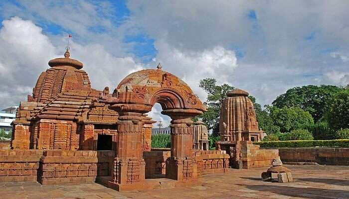 Mukteshwar Temple in Odisha