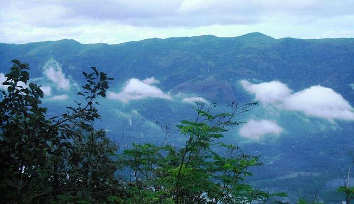 Nadukani Mountains