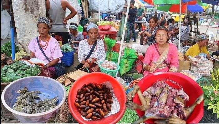 Naga Market
