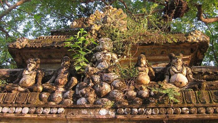 God Shiva Temple