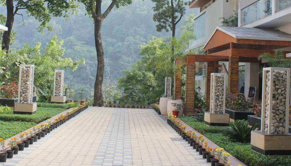 Namami Ganges Resort and Spa In Haridwar