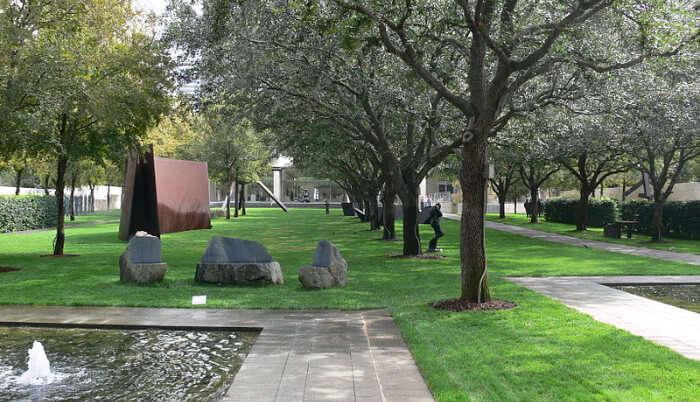 Sculpture Centre in Dallas