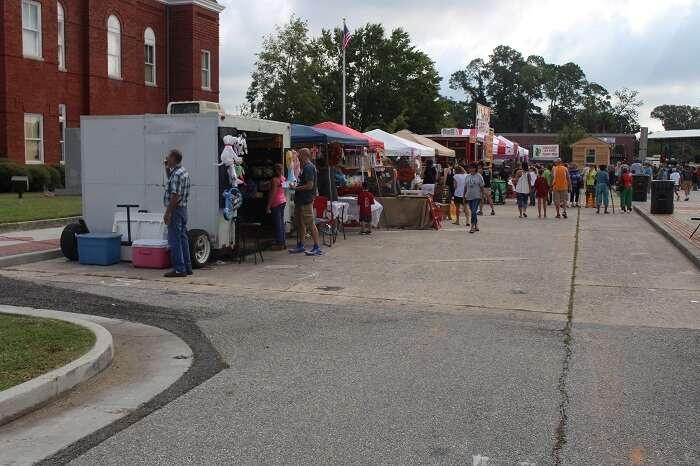 Market in Nashville