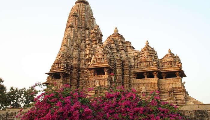 Nilkanth Mahadev Temple in Mandu