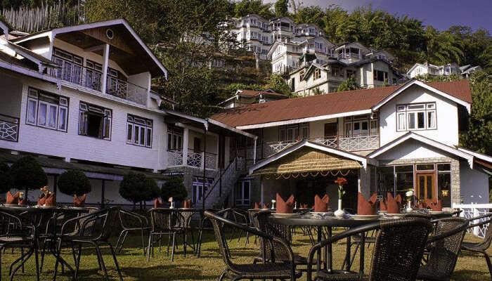 Norbu Ghang Resort, Sikkim