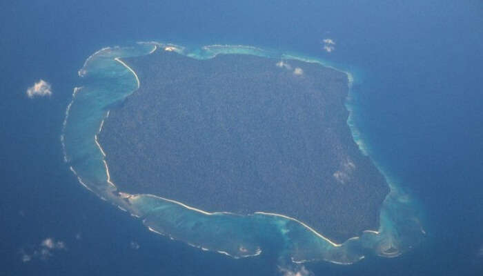 North Sentinel Island View
