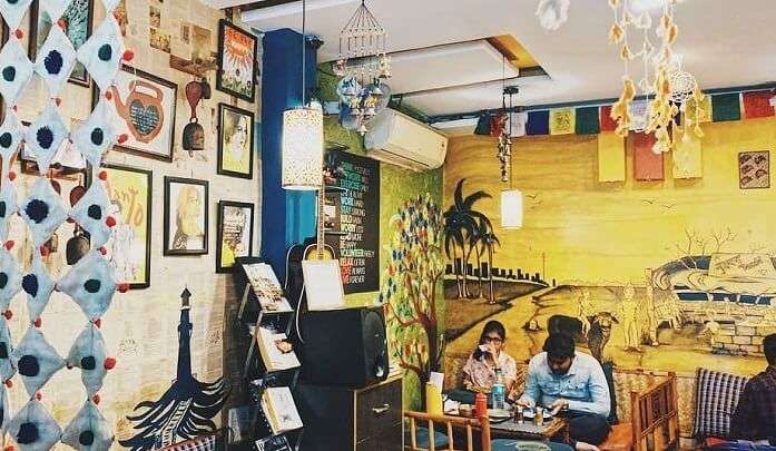 social motive and is Chhaattisgarh's first tea lounge
