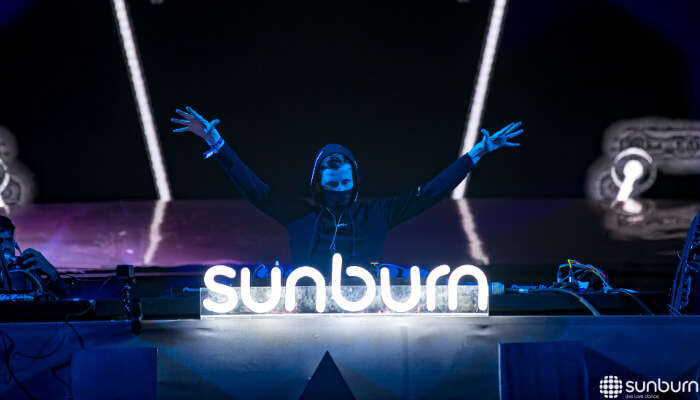 Sunburn Fest