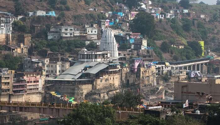 Omkareshwar Hill