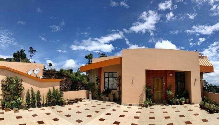 Orange Homestay in Meghalaya