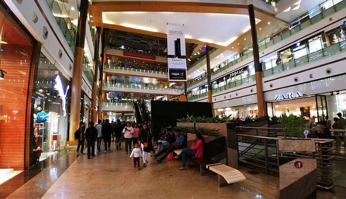 Mall in Shopping