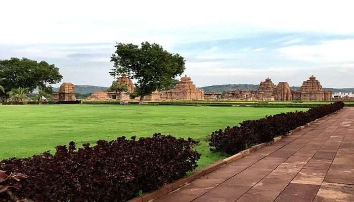 Pattadakal Jain Temple
