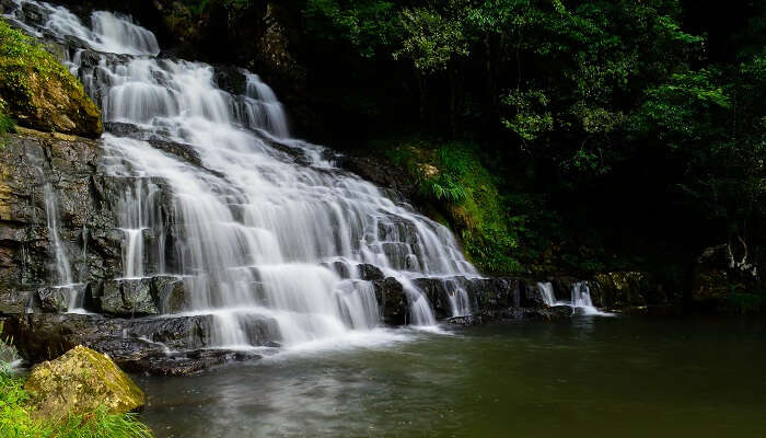Photography At Elephant Falls